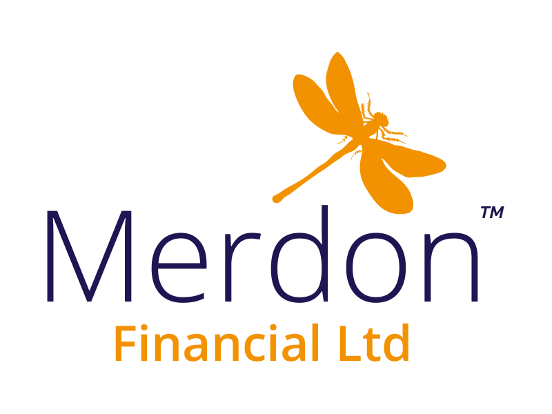 merdon-financial-logo-design